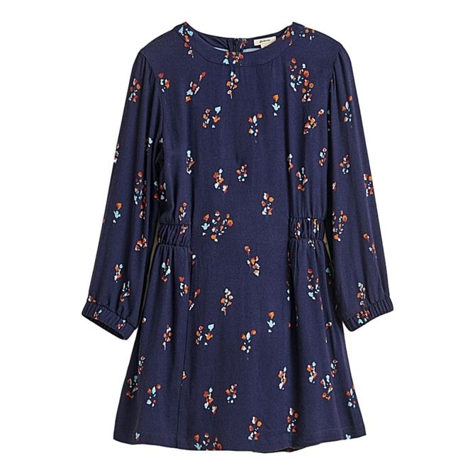 Bellerose Sukienka Powder niebieska