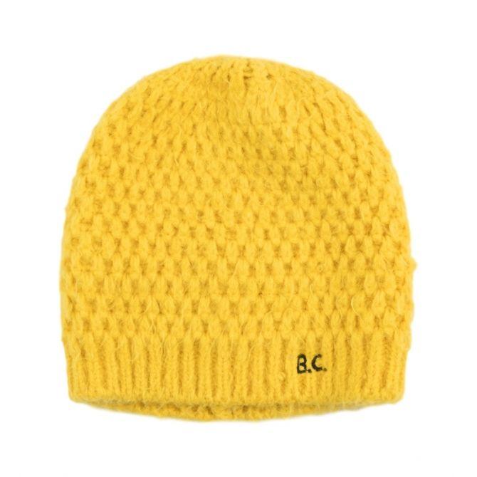 Czapka Soft żółta - Bobo Choses
