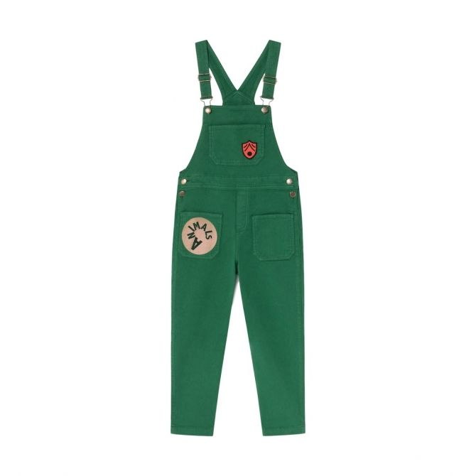 The Animals Observatory Mule Jumpsuit green