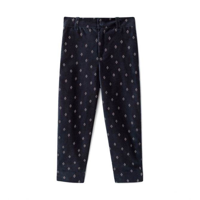 The Animals Observatory Colt pants dark blue