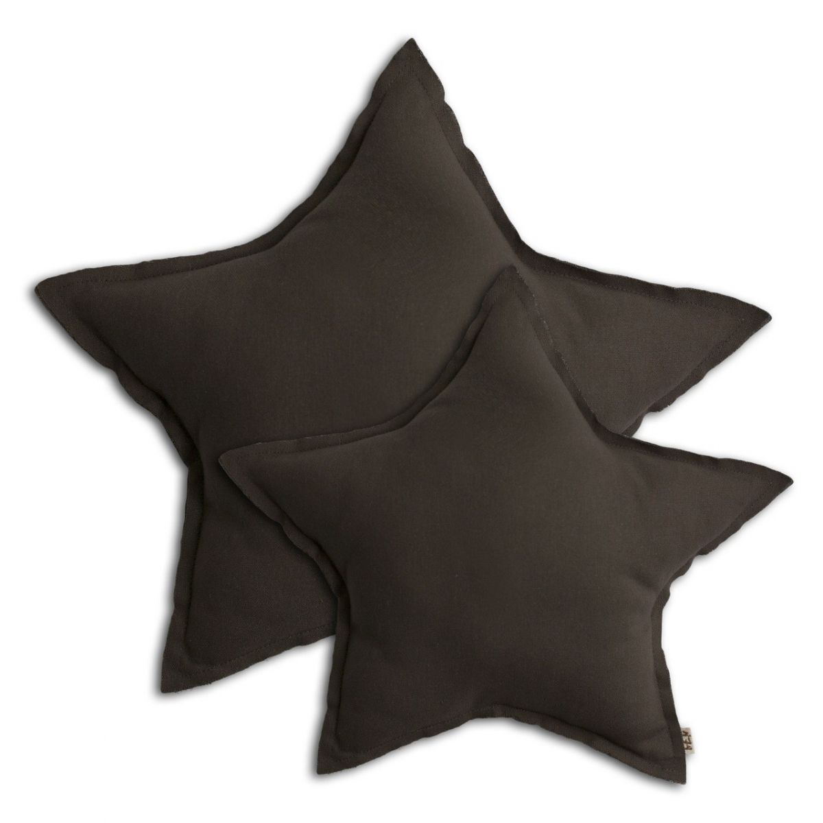 Star cushion taupe - Numero 74