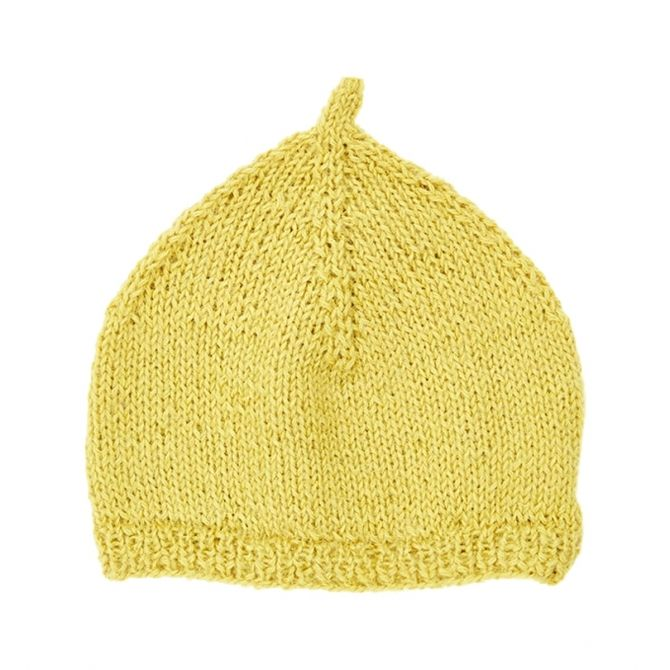 Agon Baby Hat yellow - Caramel Baby & Child