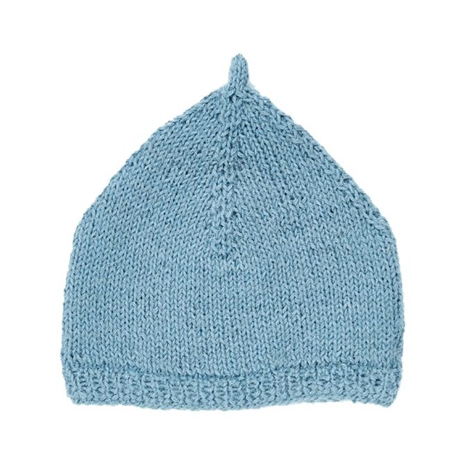 Agon Baby Hat blue - Caramel Baby & Child