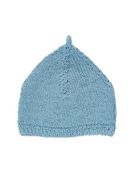 Caramel Baby & Child - Agon Baby Hat blue - 1