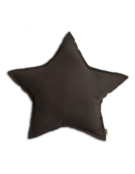 Poduszka gwiazda Star cushion taupe oliwkowa - Numero 74