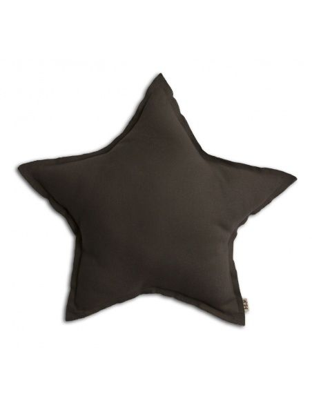 Star cushion taupe - Numero 74