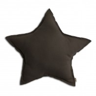 Star cushion taupe