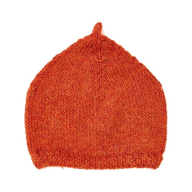 Caramel Baby & Child Agon Baby Hat orange