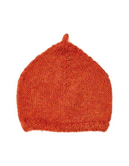 Caramel Baby & Child - Agon Baby Hat orange - 1