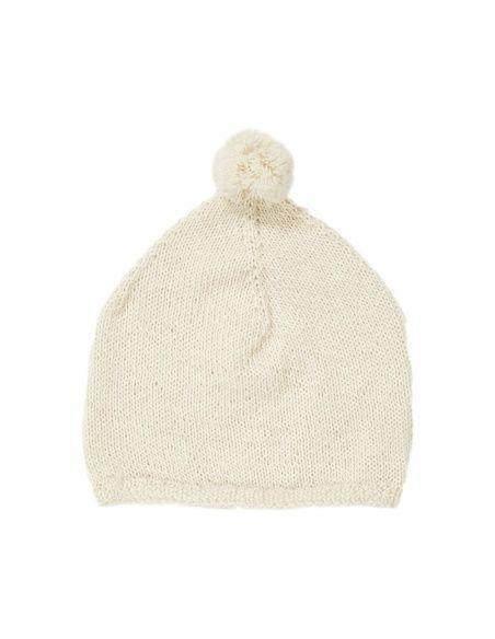 Caramel Baby & Child - Agon Child Hat ecru - 1