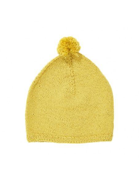 Caramel Baby & Child - Agon Child Hat yellow - 1