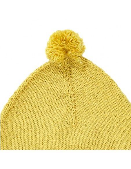 Caramel Baby & Child - Czapka Agon Child żółta - 2