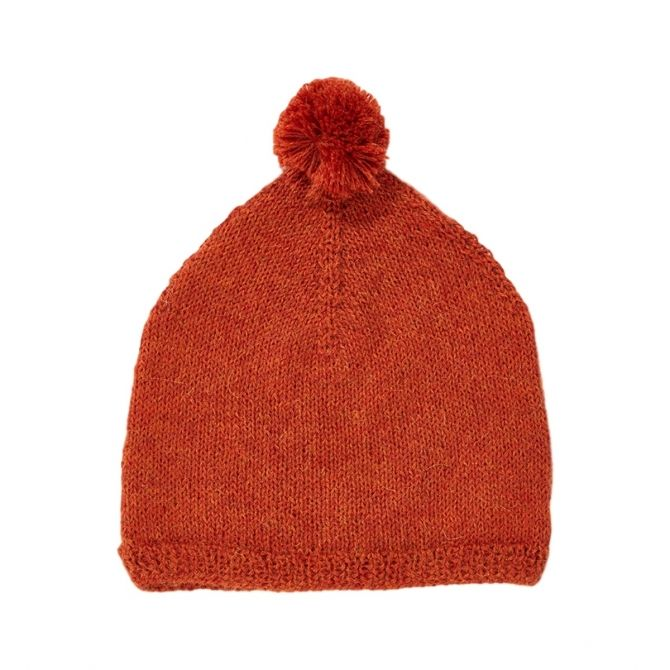 Caramel Baby & Child Agon Child Hat orange