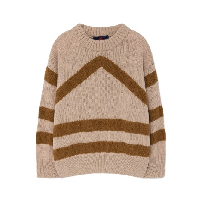 The Animals Observatory Bull sweater beige