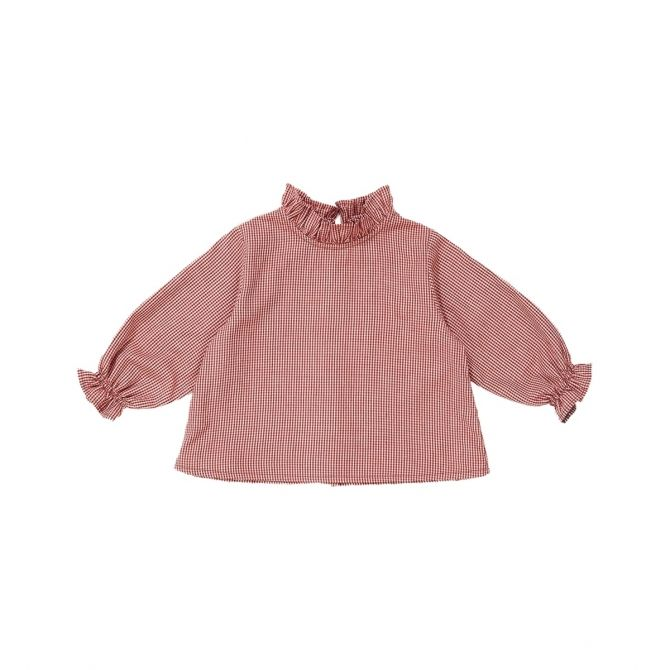 Caramel Baby & Child Hestia Baby Blouse red