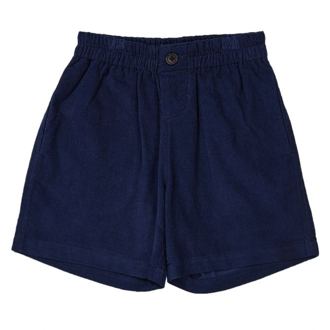 Caramel Baby & Child Alastor Bermudas blue