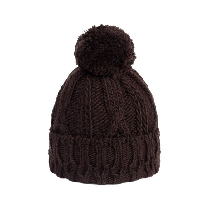 The Animals Observatory Braid Pony hat brown