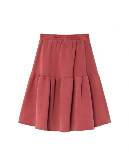 Cat Animals skirt red - The Animals Observatory