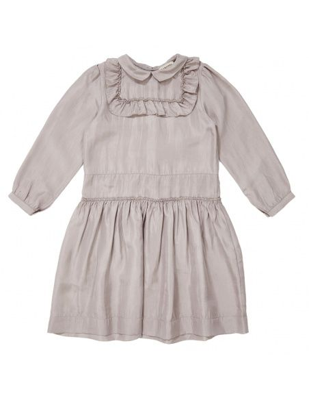 Caramel Baby & Child - Dress Nemesis grey - 1