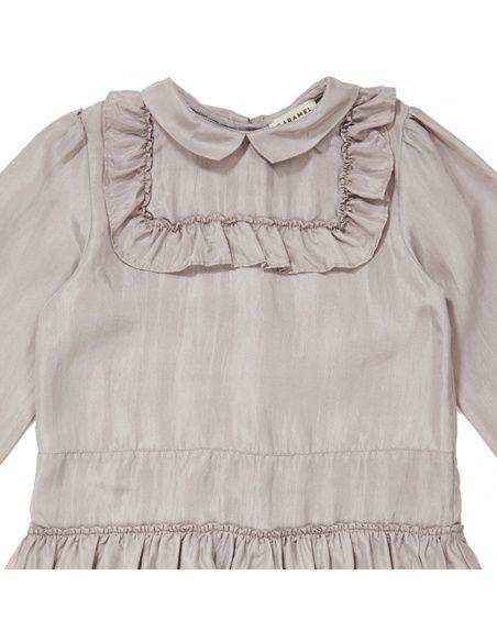 Caramel Baby & Child - Dress Nemesis grey - 3