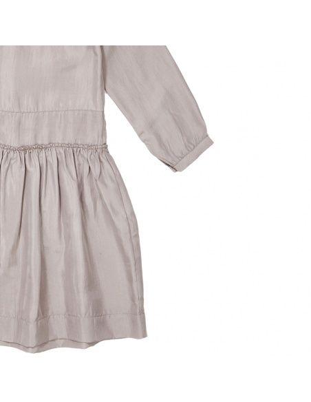 Caramel Baby & Child - Dress Nemesis grey - 4