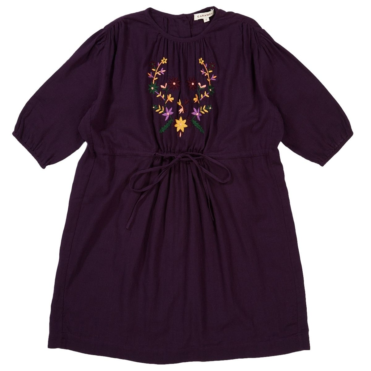 Caramel Baby & Child - Phoebe Dress purple - 1
