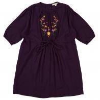 Sukienka Phoebe fioletowa