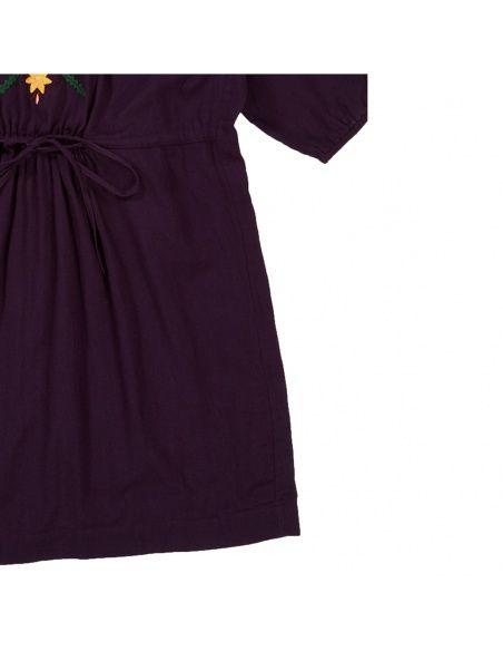 Caramel Baby & Child - Phoebe Dress purple - 4