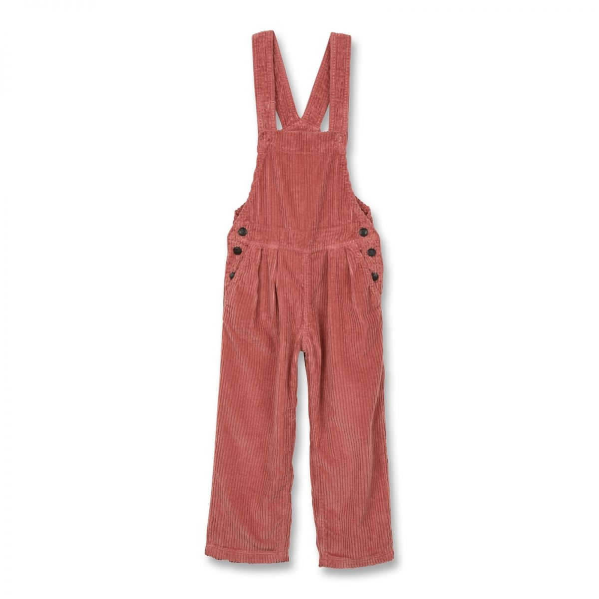 Finger in the nose Overall New Worker Old Pink Jumbo Cord
