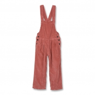 Overall New Worker Old Pink Jumbo Cord
