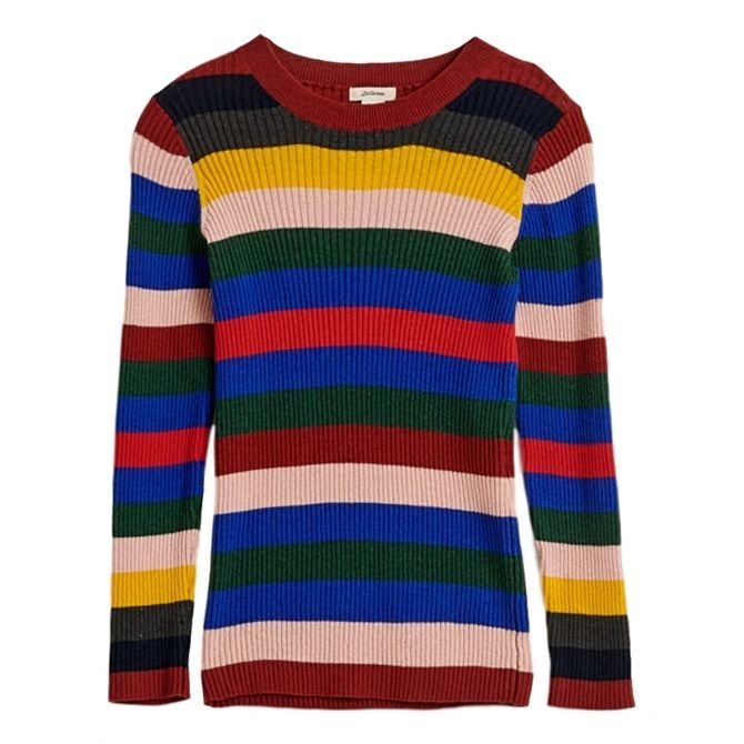 Sweater Grise multicolor - Bellerose