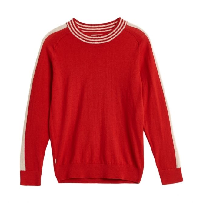 Sweter Goone czerwony - Bellerose