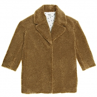 Freya coat brown