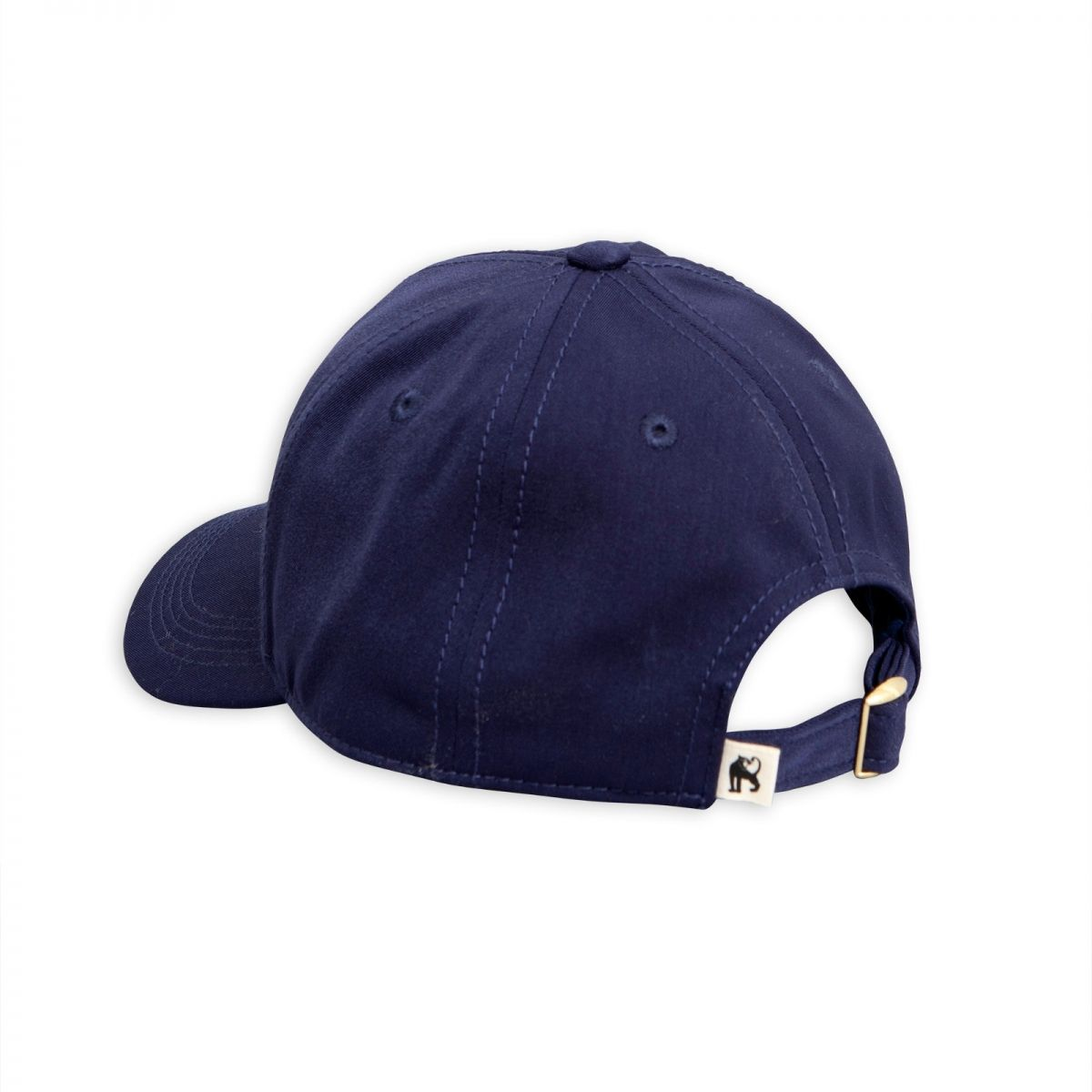 Mini Rodini Guinea pig cap navy blue