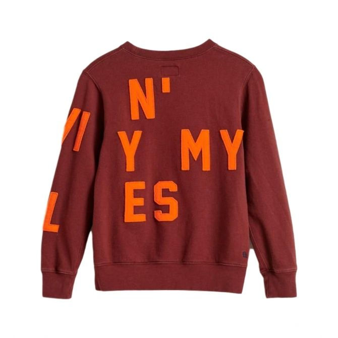 Sweatshirt Bean red - Bellerose
