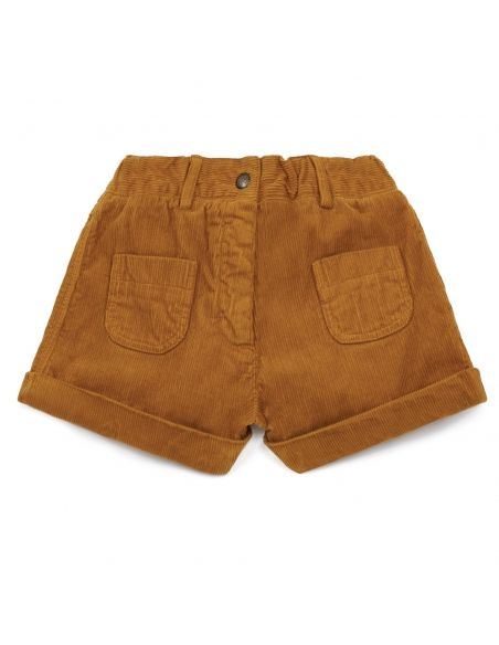 Bonton Shorts Sirocco brown