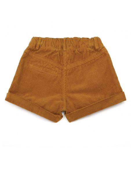 Bonton Shorts Sirocco brown