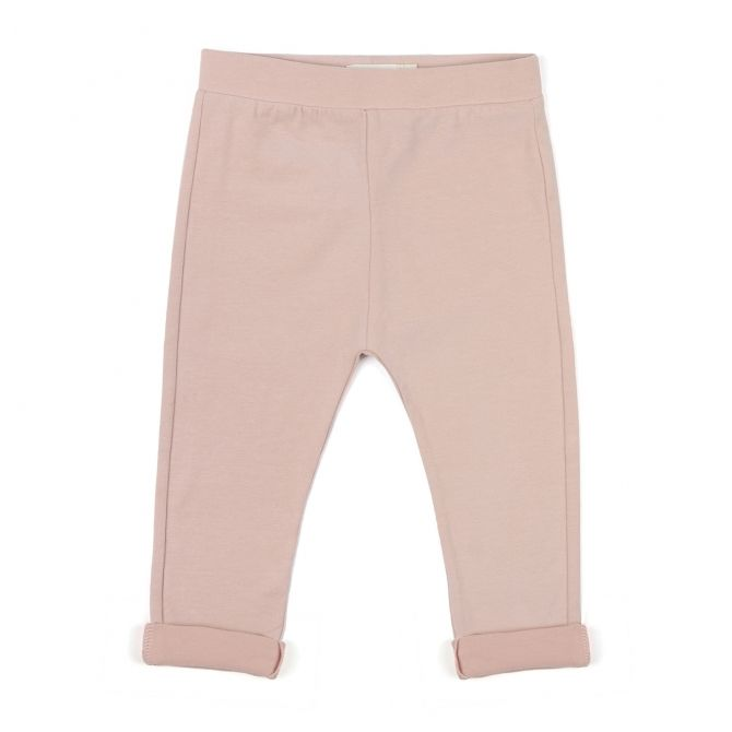 Trousers basic jersey pink - Phil & Phae