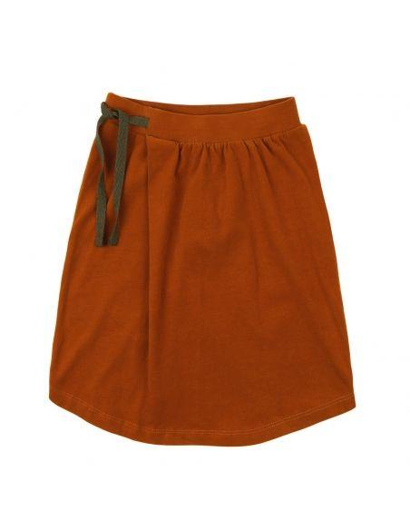 Spódnica midi pomarańczowa - Phil & Phae