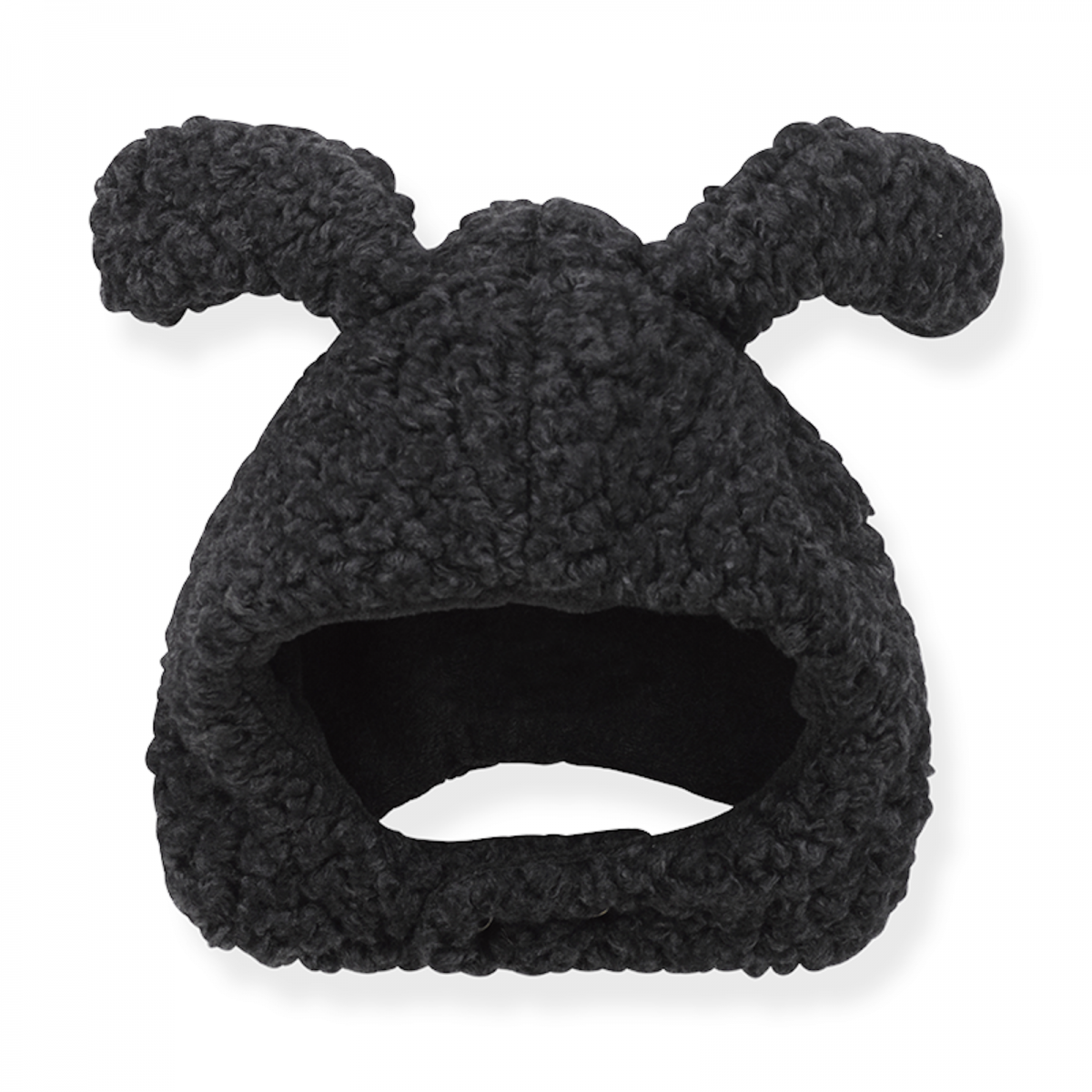 1 + in the family Banf beanie with ears black