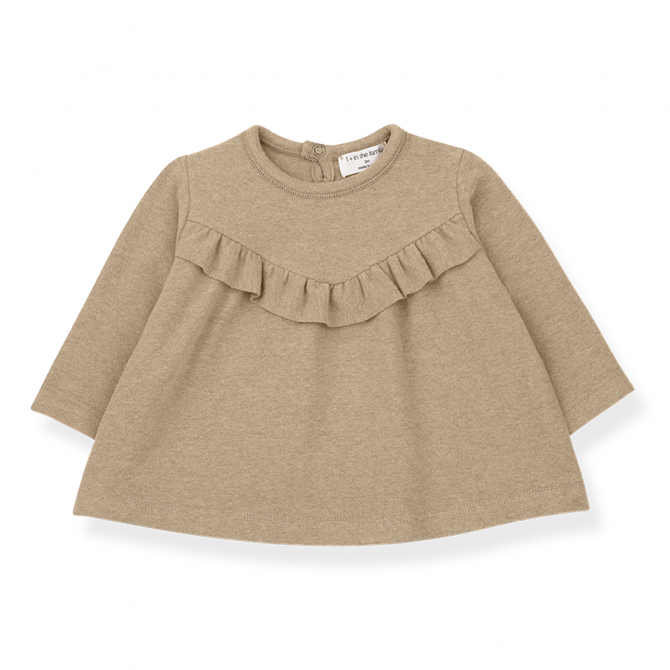 1 + in the family Alcudia blouse beige
