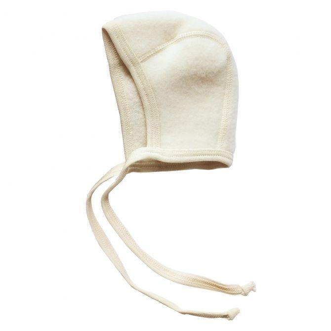ENGEL Baby-bonnet natural