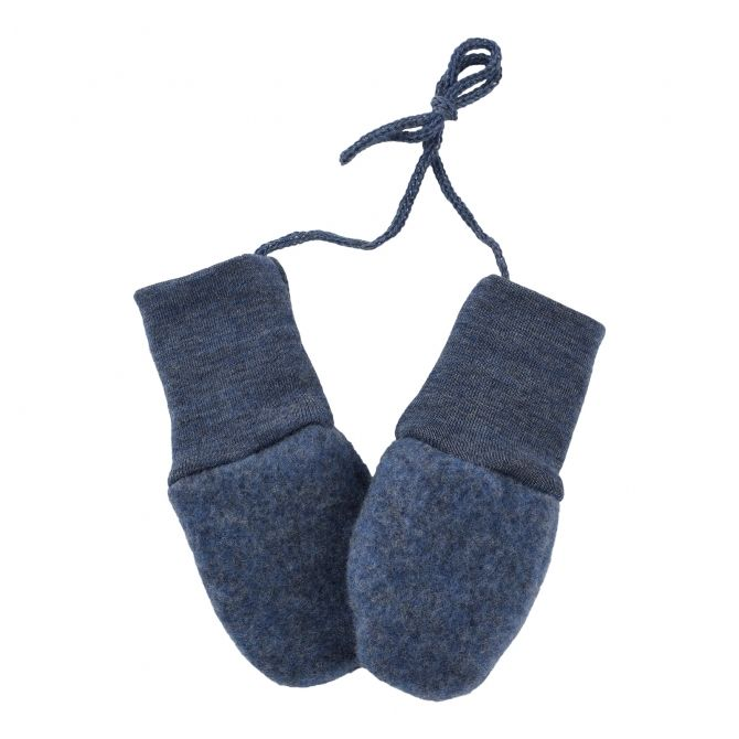 ENGEL Rękawiczki niedrapki niebieskie