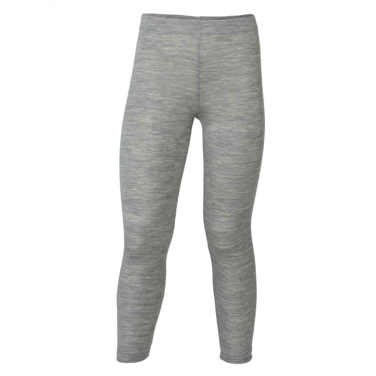 Engel Children S Leggings Light Grey Melange