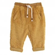 Trousers Bobble mustard