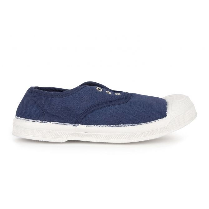 Trampki Kid Elly Sneakers granatowe - Bensimon