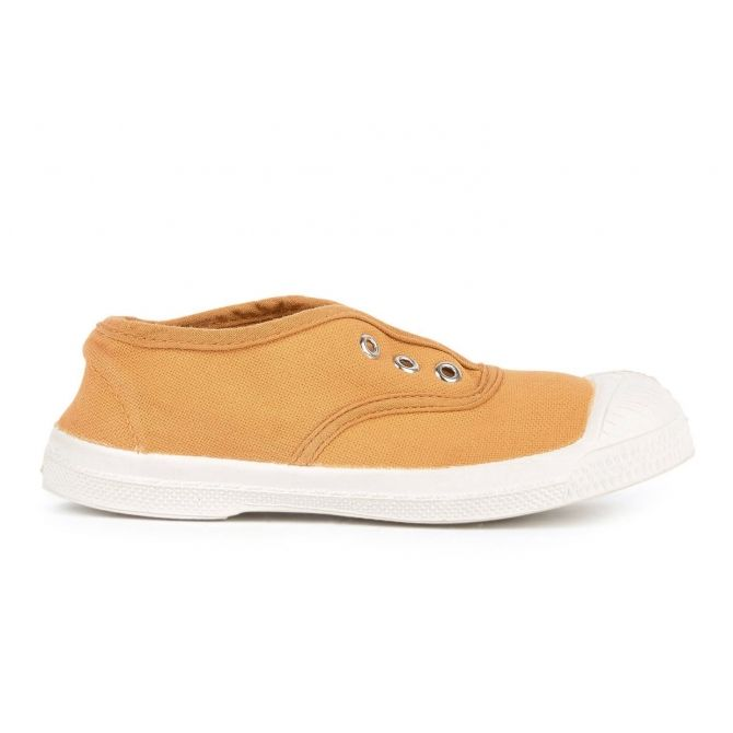 Elly sneakers KID yellow earth - Bensimon