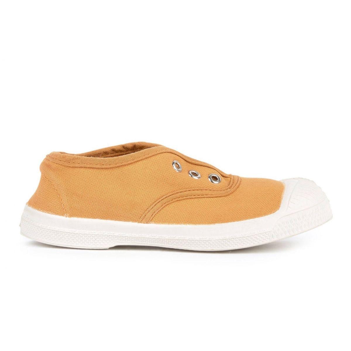 Trampki Kid Elly Sneakers żółte - Bensimon