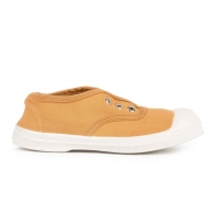 Elly sneakers KID Ocre yellow earth