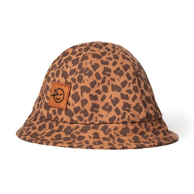 Harbie bucket hat brown - Wynken